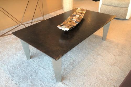 Metal Cocktail Table