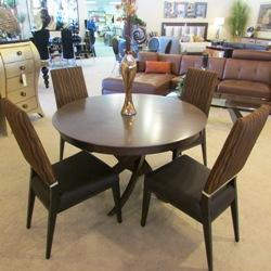 New! Wood Dinette Set