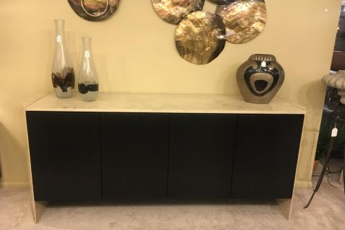 Marble & Wood Buffet