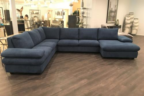 4 Pc. Sectional
