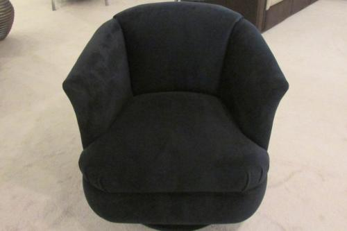 Upholstered Rocker Chair