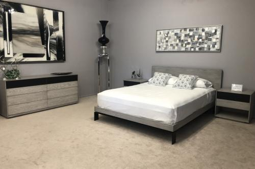 Wood Bedroom