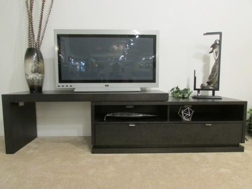 New! 2 Pc. Expandable Media Unit