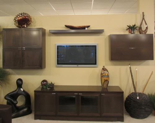 Wood Media Center