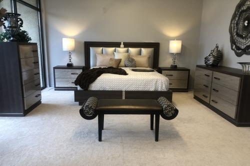 Custom Laminate Bedroom Collection