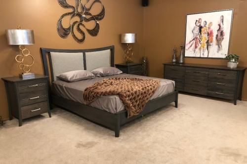 Wood Bedroom Collection