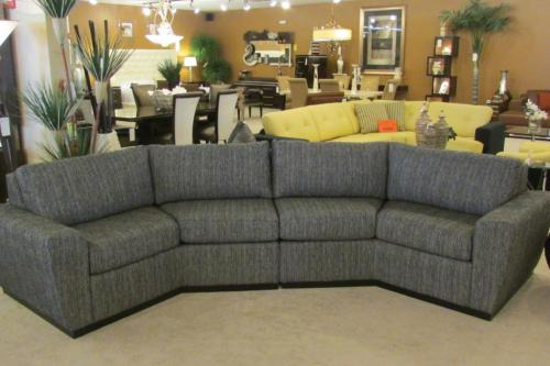 2 Pc. Upholstered Sectional