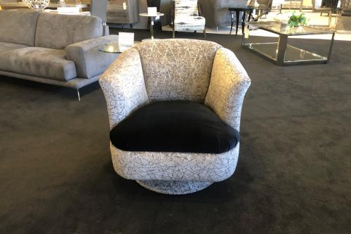 New! Swivel Rocker Chair