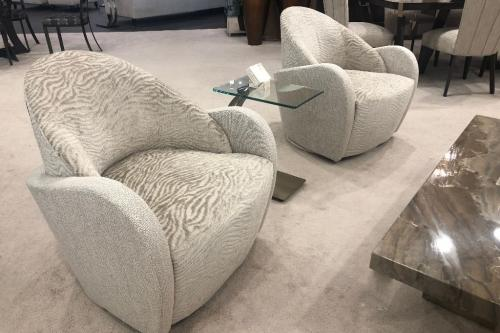 New! Swivel Chairs