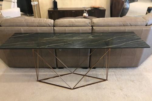 New! Marble Cocktail Table