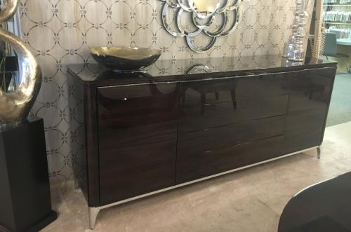 Wood Dining Buffet