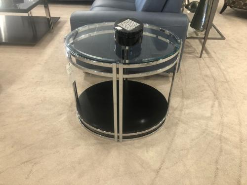 New! Oval End Table