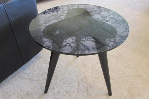 Tripod Accent Table