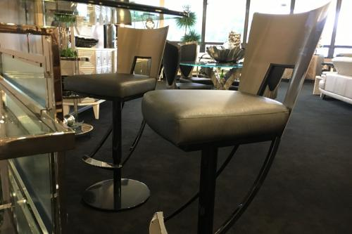 Hydraulic Swivel Barstools
