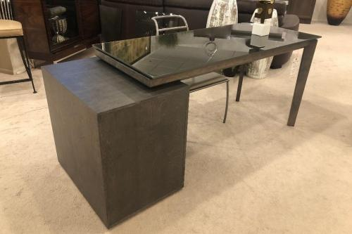 2 Pc. Expandable Wood Desk