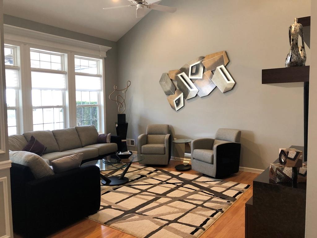 Living Room Project Designed By Robin Eisner