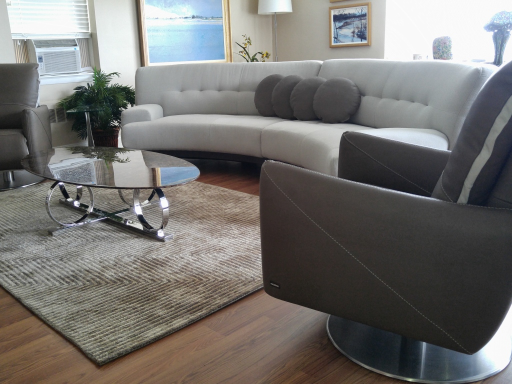 Living Room Project Designed By Simonne Pojawa