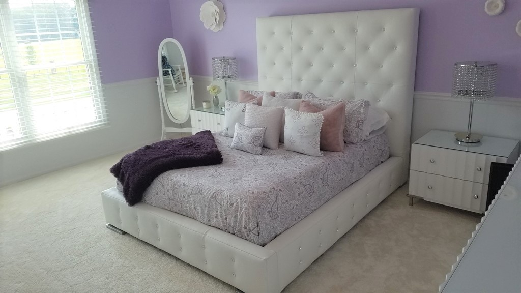 Girl's Bedroom Designed By Simonne Pojowa
