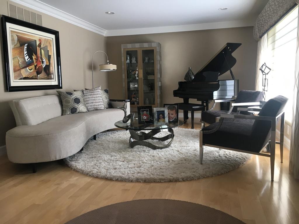 Marlboro, NJ Home Designed By Sheryl Rothman