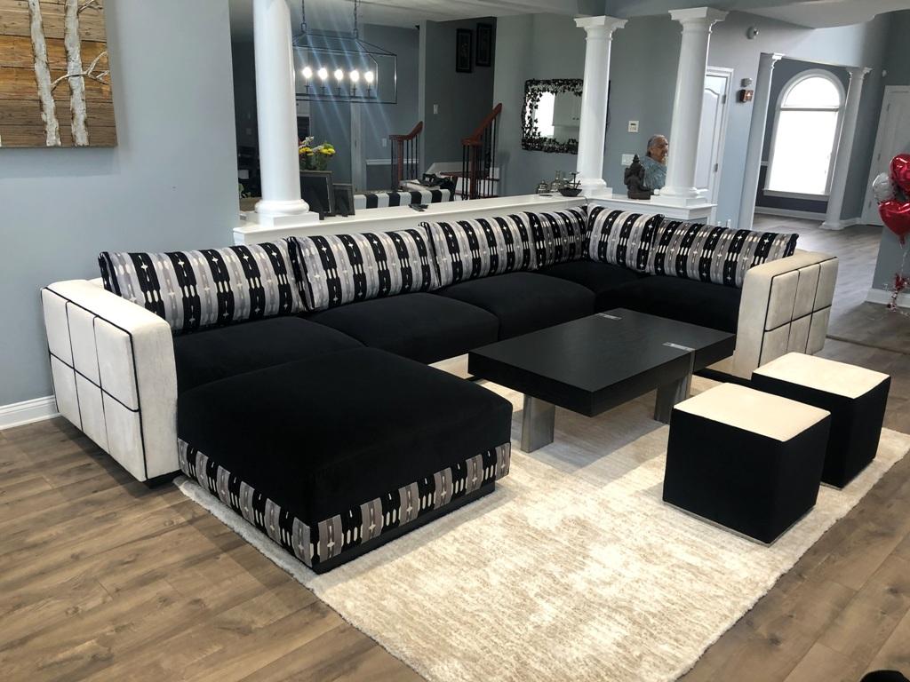 Living Room Designed By Robin Eisner