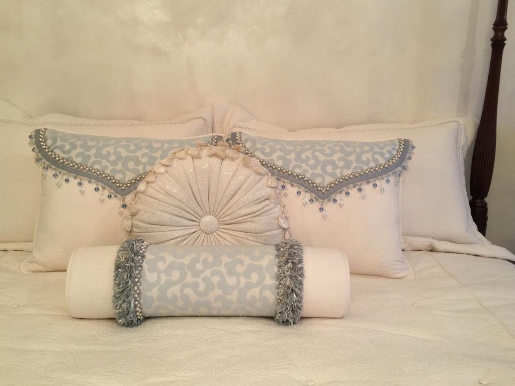 Custom Bedding Designed By Robin Eisner