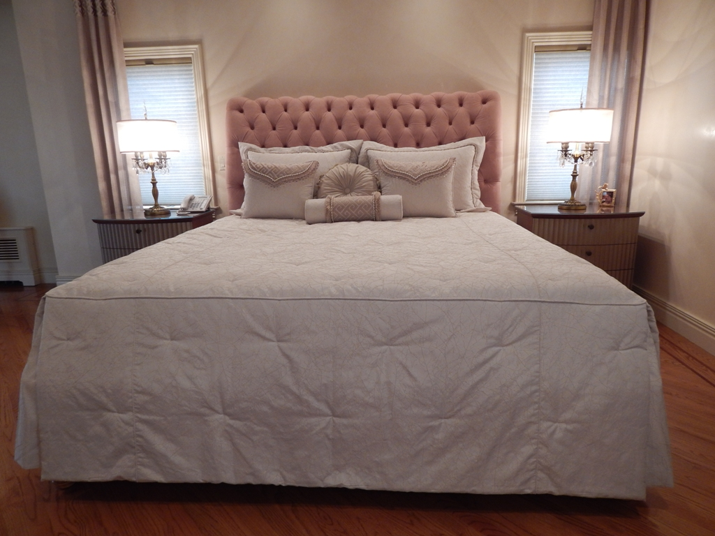 Custom Master Bedroom Designed By Bob Berry